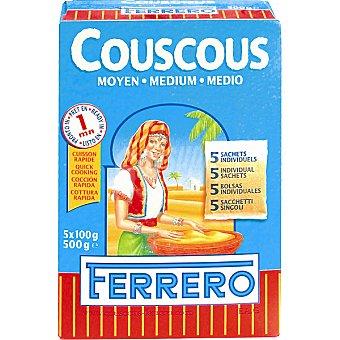 Ferrero Couscous cocción rápida Paquete 500 g