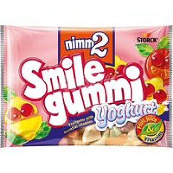 Nimm2 Gominolas de yogur Bolsa 100 g