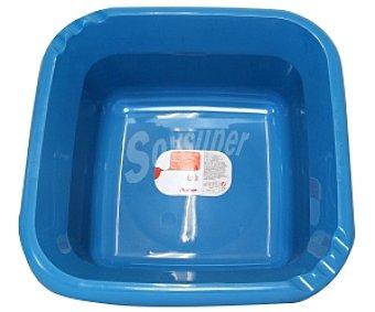 Auchan Barreño cuadrado Azul 6 Litros 1 Unidad