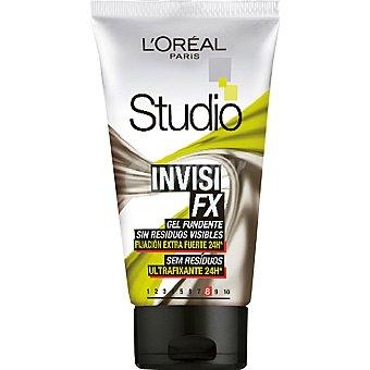 Studio Line L'Oréal Paris Gel gomina invisible fijación extrafuerte Tubo 150 ml