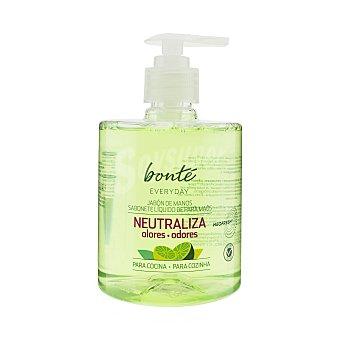 Bonté Jabón líquido de manos citríco y fresco Dosificador 500ml