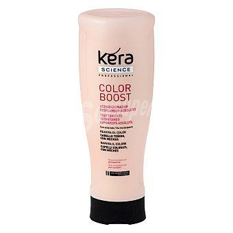 Les Cosmétiques Acondicionador Resplandor Absoluto para cabello teñido, con mechas - Kera Science 400 ml