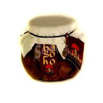 Basoko Hongo en aceite de oliva Tarro 350 g
