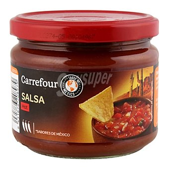 Carrefour Salsa mexicana dip hot 315 ml