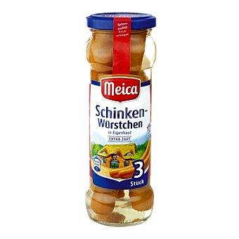 Meica Salchicha Schnicken-Würstchen 3 unidades 130 g
