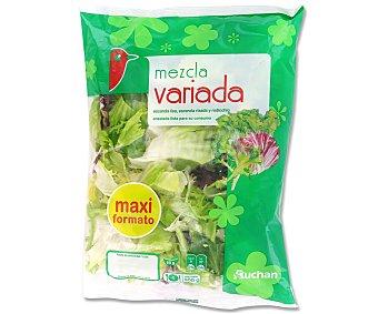 Auchan Ensalada Variada Maxi Bolsa de 300 gramos