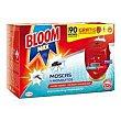 Max Insecticida eléctrico moscas y mosquitos 1aparato + 2recambios  Bloom