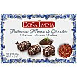 Pralinés de mousse de chocolate Estuche 180 g Doña Jimena