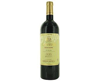 Contino graciano Vino tinto reserva con denominación de origen Rioja Botella de 75 cl