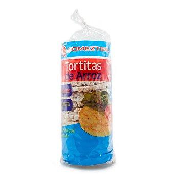 Comeztier Tortitas de arroz integral Bolsa 130 g