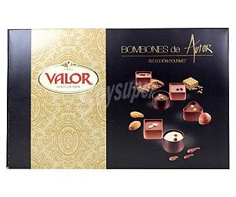 VALOR Surtido de bombones de chocolate (selección gourmet) 200 gramos