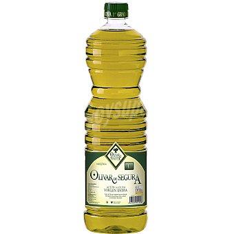 SEÑORIO DE SEGURA aceite de oliva virgen extra  lata 3 l