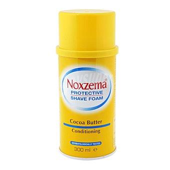Noxzema Espuma cocoa butter & vitamina e 300 ml
