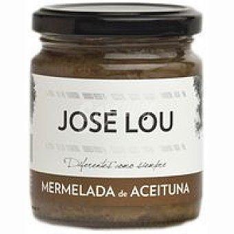 Hijos de José Lou Mermelada de aceituna Frasco 250 g