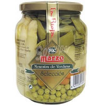 Marzo Menestra de verduras Tarro 430 g