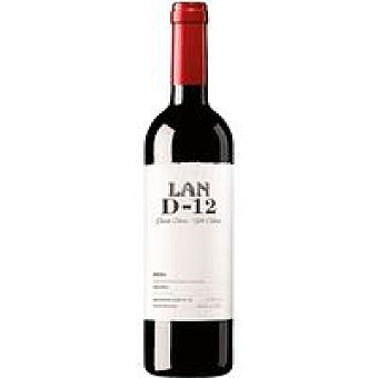 Bodegas Lan Vino Tinto Rioja D-12 Botella 75 cl