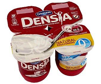 Densia Danone Yogur natural que ayuda a mantener tu densidad ósea edulcorado y 0% 4 unidades de 120 g