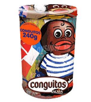 Conguitos Lacasa Cacahuetes recubiertos de chocolate  Lata 240 g