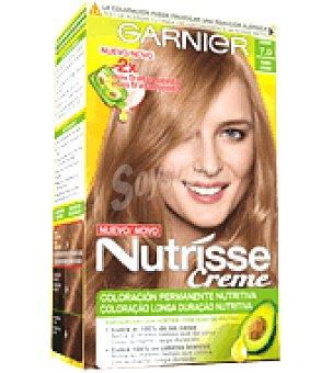 Nutrisse Garnier Coloración permanente ambar Nº 7.5 1 ud