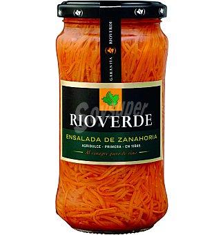 Rioverde Zanahoria tiras vidrio 345 GRS