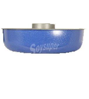 Carrefour Molde savarin 25 cm azul