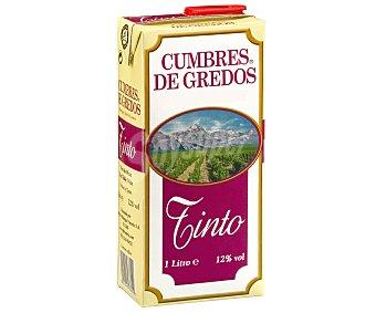 Cumbre de Gredos Vino Tinto 1 Litro