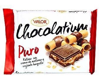 Valor Chocolatium puro Envase 100 g