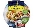 Ensalada de pasta con atún Tarrina 240 g Carretilla