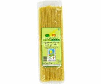 Ecolecera Espaguetis Ecológicos, pasta de sémola de trigo duro de calidad superior 500 Gramos