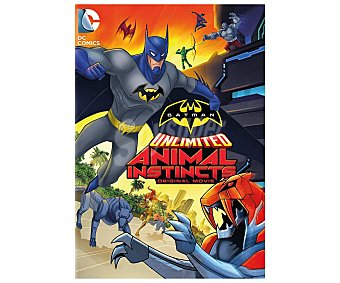DC COMICS Batman Unlimited, Insti.