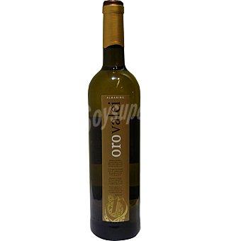 VINO Oro valei albariño 75 CL