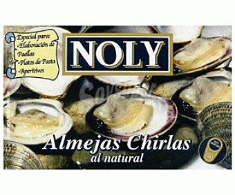 Noly Almejas Chirlas 62 Gramos