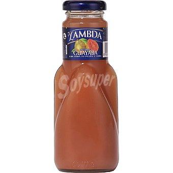 Lambda Zumo de guayaba Botella 25 cl