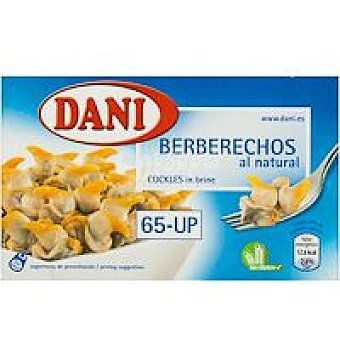 Dani Berberecho 35/45 Piezas 58G