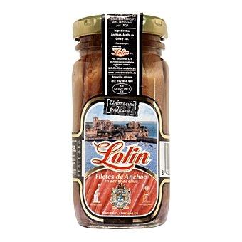Conservas Lolin Anchoa en tarro pequeño 55 g