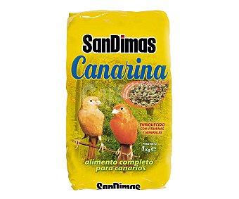 SAN DIMAS CANARINA Alimento completo para canarios canarina 1 kilogramo