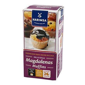 Harimsa Preparado para magdalenas muffins 500 g