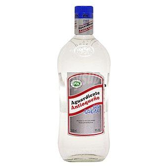 Antioqueño Aguardiente sin azúcar 1 L 1 l