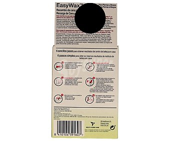 Veet easy wax Recambio de cera para roll-on eléctrico 50 ml