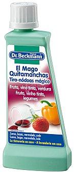 Dr Beckmann Quitamanchas de Frutas, Vino Tinto y Verdura en la Ropa 50gr