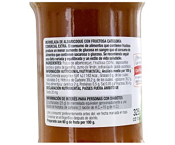 Santiveri Mermelada albaricoque c/fruct 325 gr