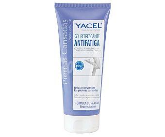 YACEL Piernas Gel con efecto relajante y revitalizante, especial piernas cansadas 200 ml