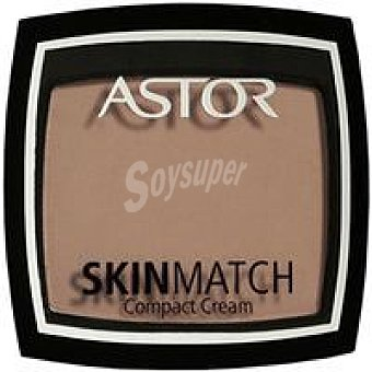 Astor Maquillaje compacto skin match 201 Pack 1 unid