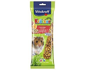 Kräcker Vitakraft Snack para roedores Barritas 224 g
