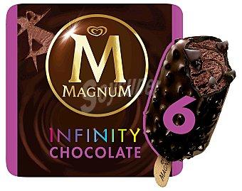 Magnum Frigo Helado Mini Infinity 6 Unidades de 60 Mililitros