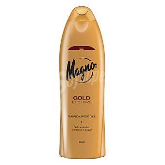 Magno Gel baño Gold 600 ml