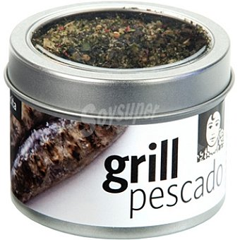 Carmencita mix de especias especial para grill de pescado Envase 52 g
