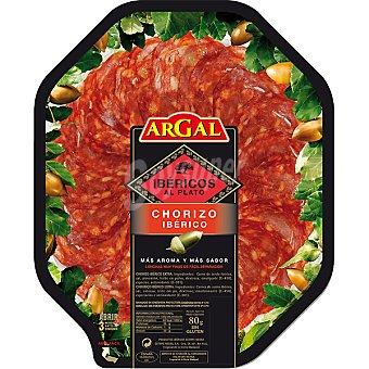 Argal Chorizo ibérico Envase 80 g