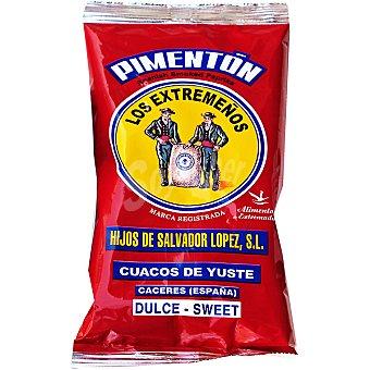 LOS EXTREMEÑOS Pimentón dulce Bolsa 100 g