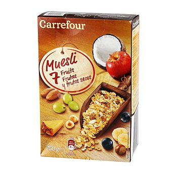 Carrefour Muesli Classic 750 g